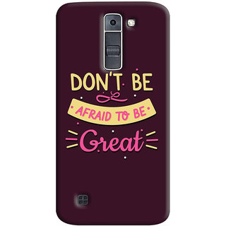LG K10 Cover , LG K10 Back Cover , LG K10 Mobile Cover By FurnishFantasy - Product ID - 1976