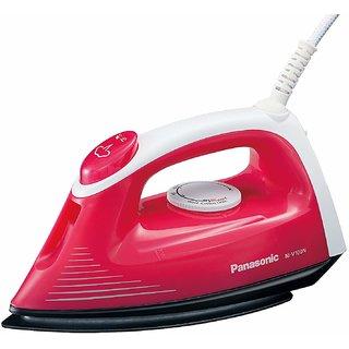 Panasonic NI-V100N 1000-1200 Watt Steam Iron (Pink)