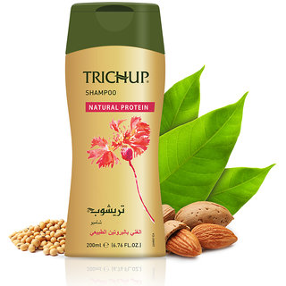 Trichup Natural Protein Shampoo  200 ml