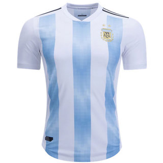 Fifa World Cup Argentina White Blue Colour National Team Jersey