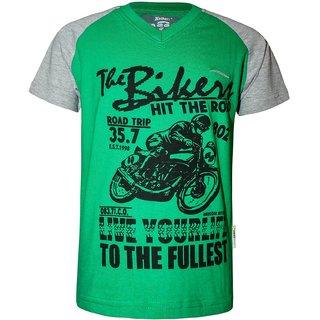 49ec27d7 Buy Kothari Boys Cotton Printed Tshirt Online - Get 61% Off