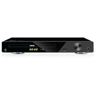 Impex PRIME HD 5.1 inch DVD Player  (Black)