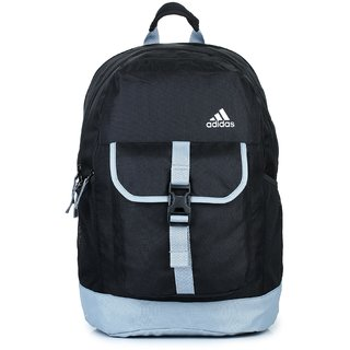 Buy Adidas Unisex Black ST 4 L Laptop Backpack Online   ₹1879 from ShopClues 6dc304f32b