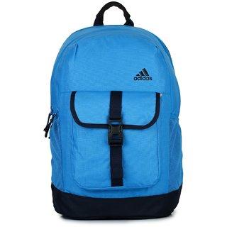 8b5d4ef1c69c Buy Adidas Unisex Blue ST 4 L Laptop Backpack Online - Get 22% Off