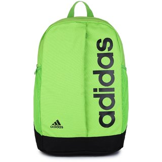 ab42c02c70f0 Buy Adidas Unisex Lime Green LIN PER L Laptop Backpack Online ...