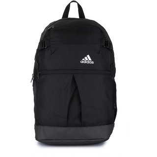 Buy Adidas Unisex Black Power Css Up Laptop Backpack Online - Get 26 ... 352150a718880