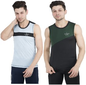 color club mens sports vest