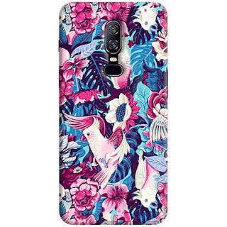 OnePlus 6 Cover , OnePlus 6 Back Cover , OnePlus 6 Mobile Cover By FurnishFantasy - Product ID - 1790