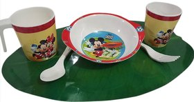 servewell melamine set for kids