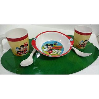 servewell melamine set for kids