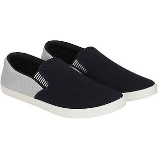 e7e44cfb844 Buy Aircum Fit-Man Grey Loafer Shoes For Men Online - Get 62% Off