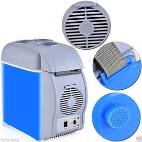 PORTABLE MINI FRIDGE DC Cooler and Warmer Auto Car