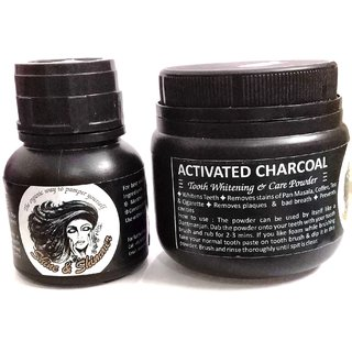 Activated Charcoal Tooth Whitening Powder 100Grams
