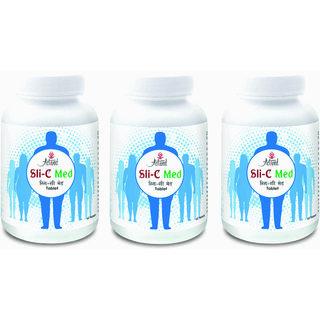 Ayurvedic Weight Loss Medicine (Pack of 3)
