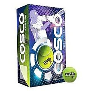 Cosco cricket tennis balls