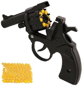TAKSON Unisex Plastic Small Toy Gun With 100 BB Shots