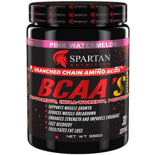 Spartan Nutrition BCAAs PRO Series (300g Pink Watermelon)