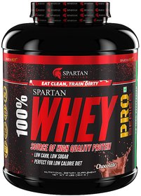 Spartan Nutrition  Whey Protein PRO Series (4LBS, Choco