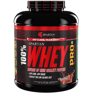 Spartan Nutrition Whey Protein PRO Series (4LBS Chocolate)