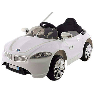 Oh Babybaby Battery Operated Ride On Bmw Car With Open Doors For Your Kids Se Boc 135
