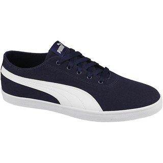 Puma Mens Navy Blue Urban Casual Shoes