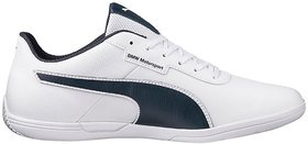 Puma Men's Navy Blue BMW MS MCH Lo Sneakers Shoes