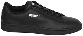 Puma Men's Black Smash V2 L Perf Sneakers