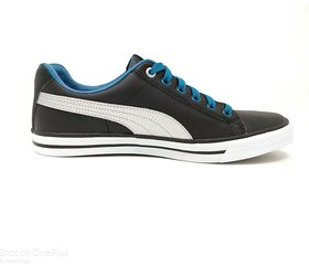 Puma Men's Black Salz NU IDP Casual Shoes