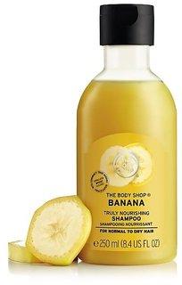 The Body Shop Banana Shampoo (250ml)