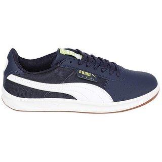 Buy Puma Men s Navy Blue G. Vilas 2 Core IDP Sneakers Online ... 5e9b21bcd