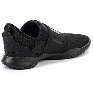 ca373b5391e5 Buy Puma Men s Black Dare Sneakers Online   ₹3999 from ShopClues