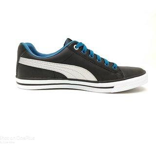 Puma Mens Black Salz NU IDP Casual Shoes