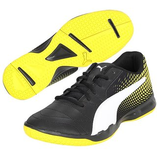 893ba08dd88 Buy Puma Men s Black Veloz Indoor NG Badminton Shoes Online - Get 0% Off