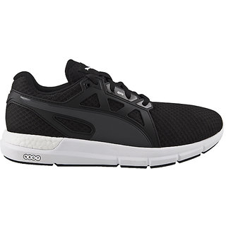 Puma Mens Black NRGY Dynamo Running Shoes