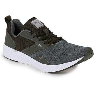81be436deeac05 Buy Puma Men s Dark Grey Comet IPD Running Shoes Online   ₹3499 ...