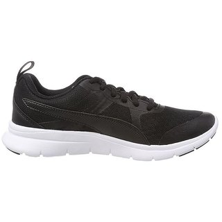 Puma Mens Black Flex Essential Running Shoes