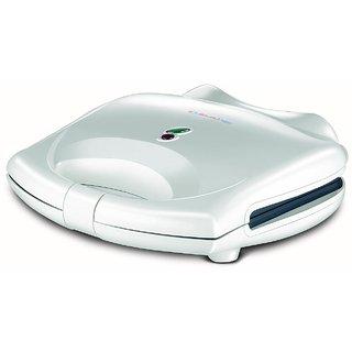 BAJAJ MAJESTY NEW SWX 3 SANDWITCH  SANDWITCH TOASTER MAKER WHITE BODY