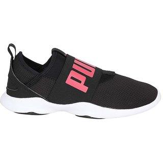 e8dfd8004f1 Buy Puma Women s Black Dare Junior Sports Shoes Online   ₹3499 from ...