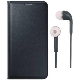 Redmi Note 3 Flip Cover with Earphones