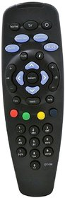 Compatible Remote Control For Your Tata Sky Dth Set Top
