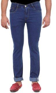 Rock Hudson Men's Stechable Regular Wear Denim Jeans