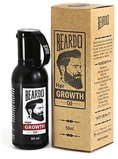 Beardo Hair Growth Oil 50Ml for Men Beard  Mustache
