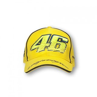 New Quality Rossi VR46 Yellow Sports Tennis mens Cap