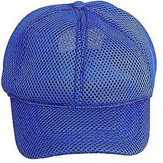 info for 9b8ba 1e3e3 40%off Blue Mens Net Cap Caps Hats Headgear Sports Tennis Cap for Men Guys