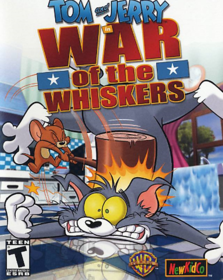TOM AND JERRY WAR OF THE WHISKERS (PC)