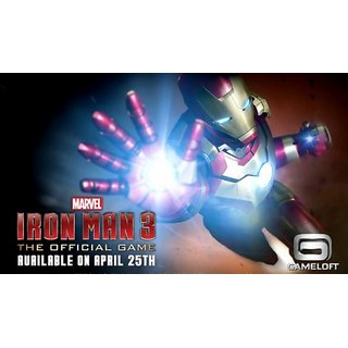 IRON MAN 3 THE OFFICIL GAME  (PC)