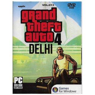 GRAND THEFT AUTO 4 DELHI (PC)