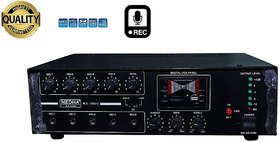 MEDHA PROFESSIONAL 120 WATT P.A. KAROKE RECORDING AMPLIFIER WITH DIGITAL MEDIA PLAYER