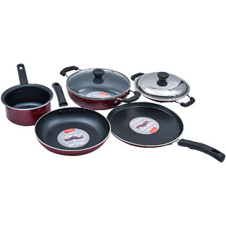 Impex KUK-5 5 Piece Cookware Set