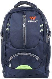 Wildcraft Branded Backpacks Laptop Bags College Bags school Bag Backpack Blue